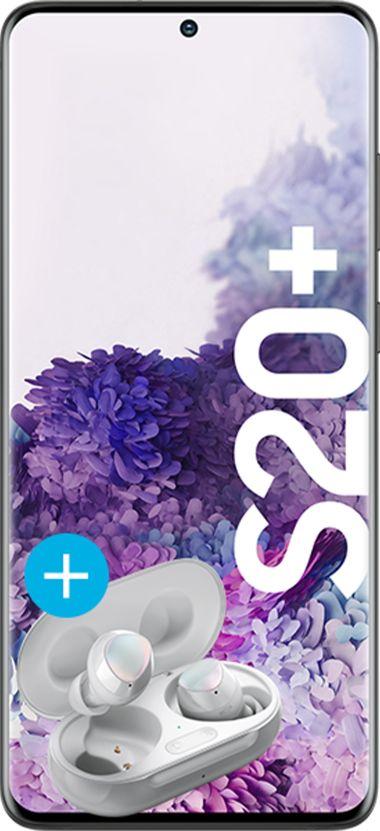Die Samsung Galaxy S20+ Kamera sieht mehr