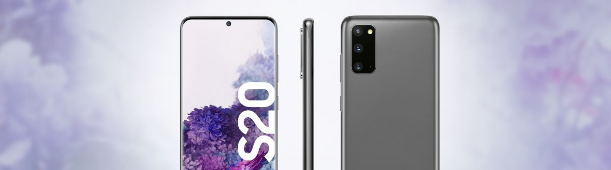 Deal der Woche Samsung Galaxy S20