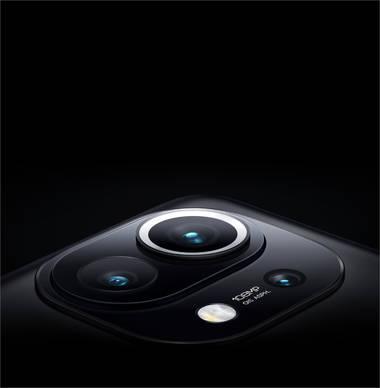 Mit der Triple-Kamera schießt du Aufnahmen auf Profiniveau