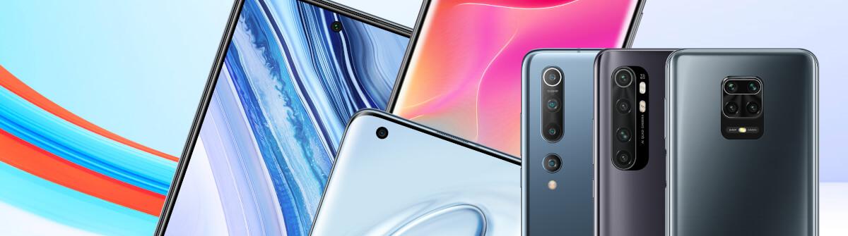 Unser Deal – Die schicken Xiaomi Smartphones – jetzt bei yourfone