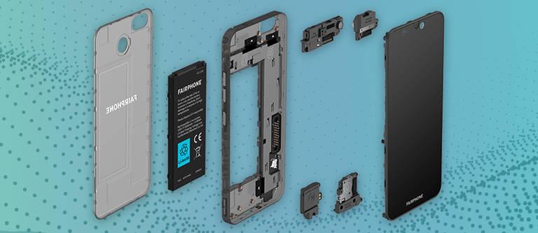 Fairphone 3: Das nachhaltige Smartphone mit austauschbarem Akku