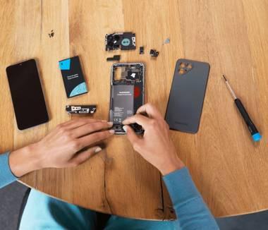 Besonderheit: modulare Bauweise - So kannst du das Fairphone möglichst lange nutzen
