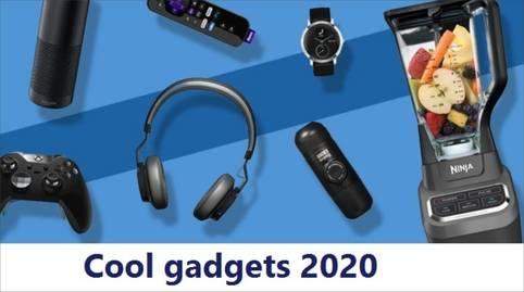 Das sind die 20 Top-Gadgets 2020