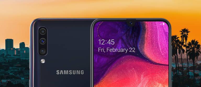 Samsung Galaxy A50 – Oberklasse-Features zum kleinen Preis