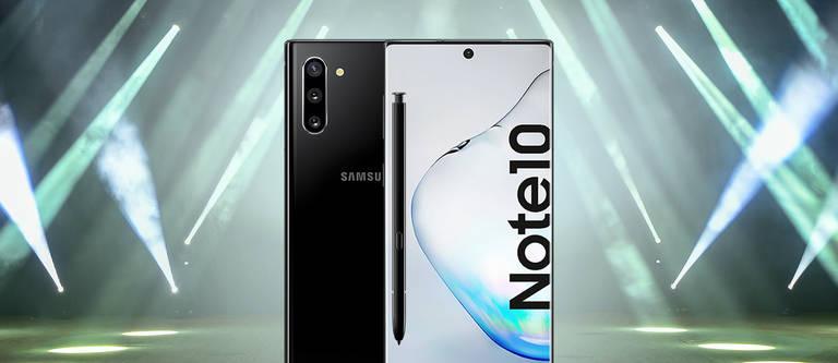 Samsung Galaxy Note 10/+: Leistungswunder mit Gestensteuerung