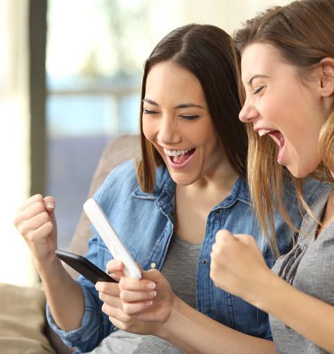 Gaming Handy – Leistungsdaten sollten am oberen Level sein