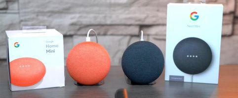 Smarter Lautsprecher Google Nest: Gleicher Look – Neues Gefühl