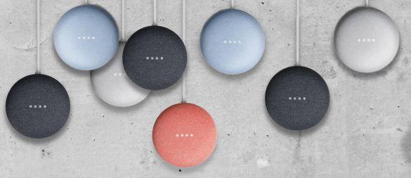 Google Nest Mini im Test: Kleiner Speaker, große Features