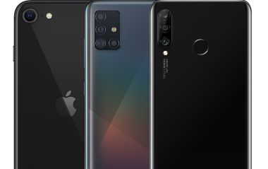 Hinsichtlich des Akkus und der Akkuladezeit sind sich das HUAWEI und Samsung Handy sehr ähnlich.