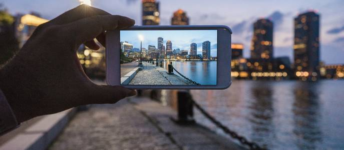 Diese Kriterien der integrierten Kamera bei Smartphones solltest du beim Handy-Kauf beachten.