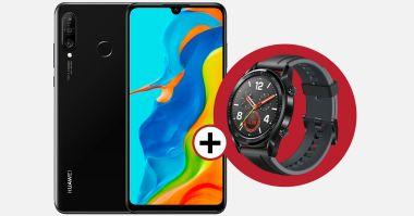 HUAWEI P30 lite NEW EDITION mit gratis HUAWEI Smartwatch