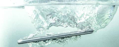 Leistungen von Handyversicherungen – Wasserschaden