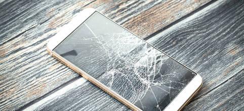 Leistungen von Handyversicherungen – Sturzschaeden