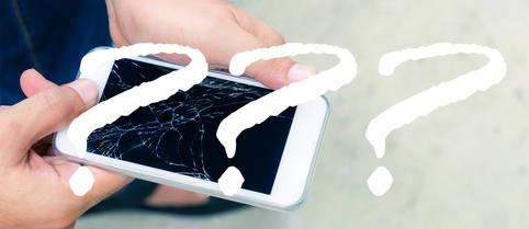 Handy ohne Selbstbeteiligung versichern