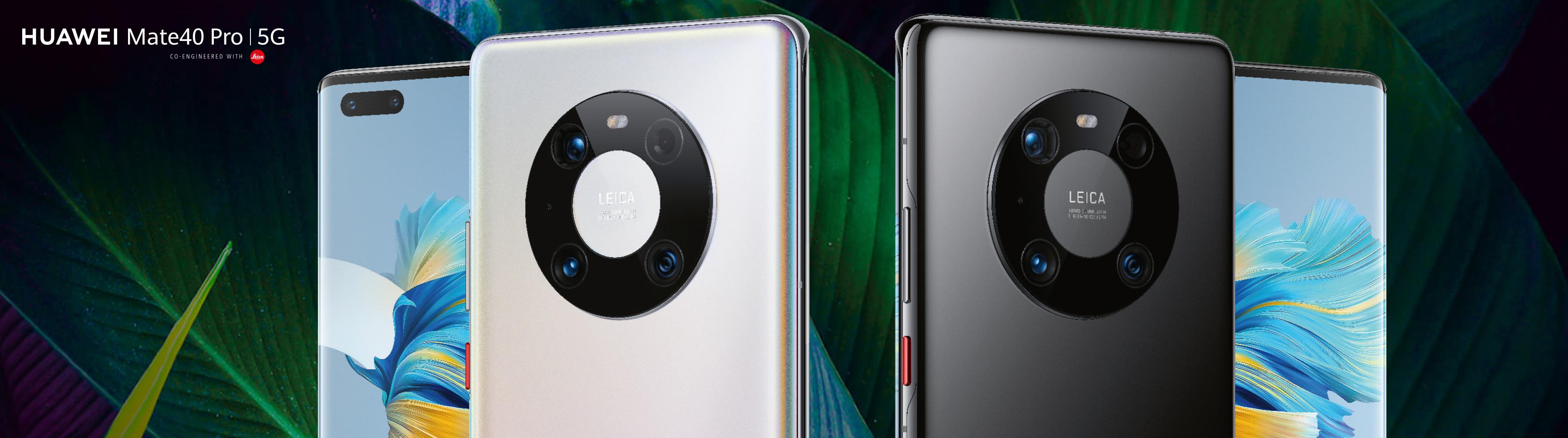 HUAWEI Mate 40 Pro: Das neue 5G-Handy