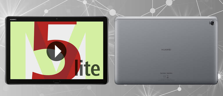 HUAWEI Tablet M5 Lite im Test - Extratainment inklusive