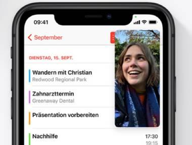 Die neue App Library