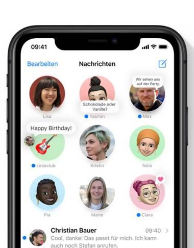 Noch einfacher kommunizieren mit iMessage und Translate-App