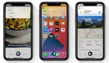 iOS 14 - noch intelligenter im Alltag mit Siri, Home-App und Car-Apps