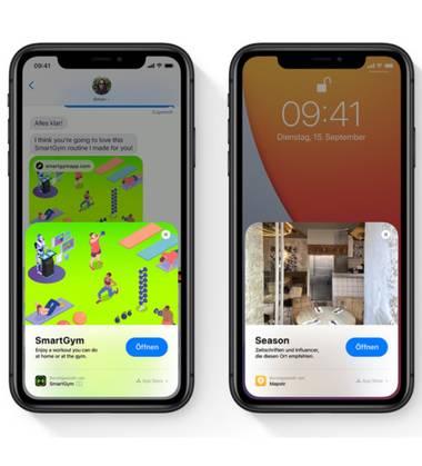 Noch smarter unterwegs mit Apple Maps und App-Clips