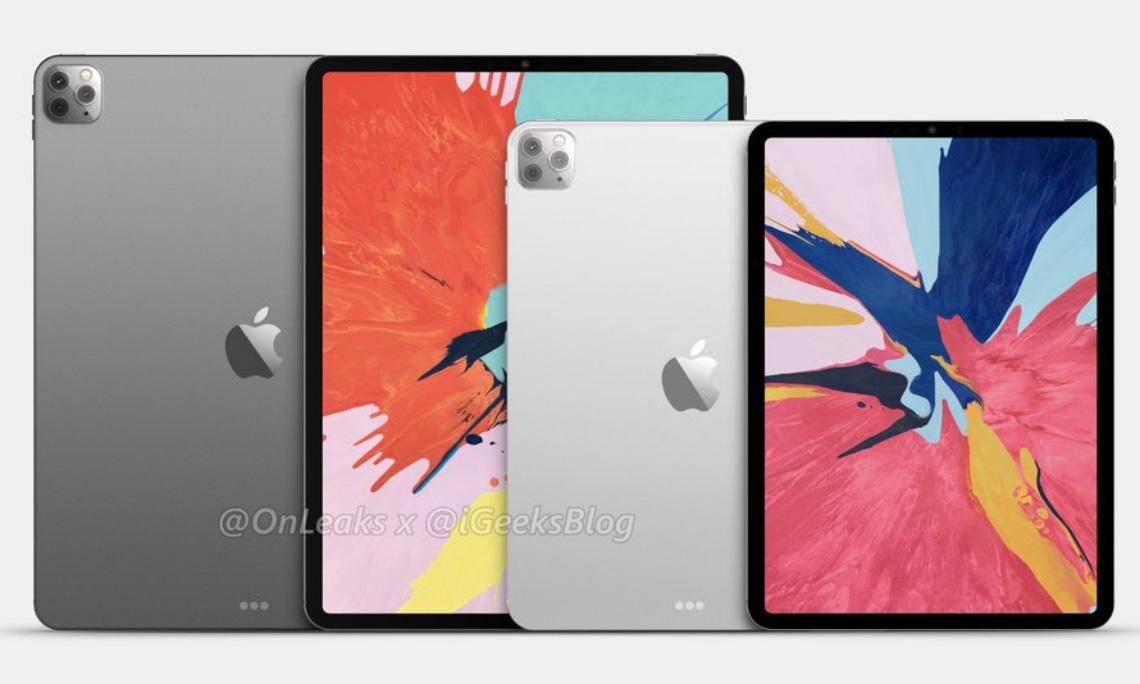 iPad Pro 2020 – Mini-LED Displays in den neuen Modellen