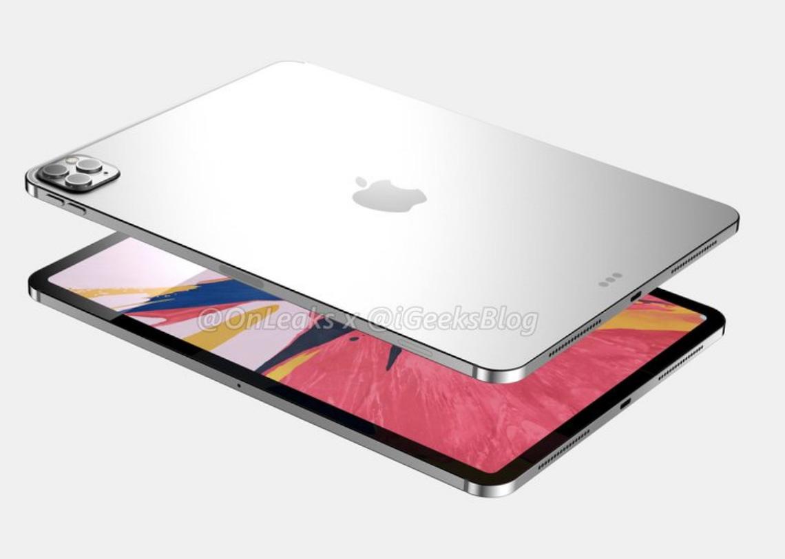 iPad Pro 2020 – Triple-Kamera für top Bilder und Videos mit an Bord?