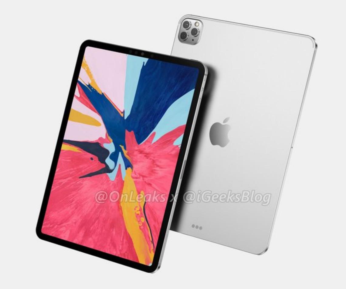 iPad 2020: Pro Geräte in der EEC Datenbank