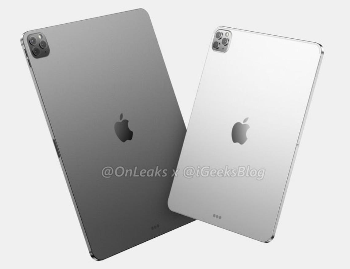 Neue Antennentechnik beim iPad – iPad Pro 2021 wird ein 5G-Tablet