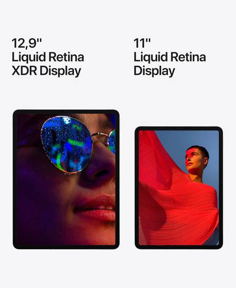 Worin unterscheiden sich die iPad Pro-Modelle (2021)?