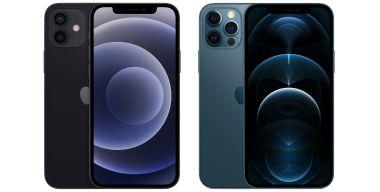 iPhone 12 und iPhone 12 Pro