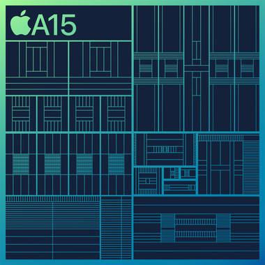 Apples A15 Bionic-Chip ist doppelt so schnell wie die Konkurrenz