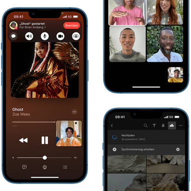 Mehr Akku-Power, verbessertes 5G, iOS 15 und mehr Speicher