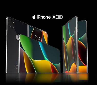 Das neue iPhone fold