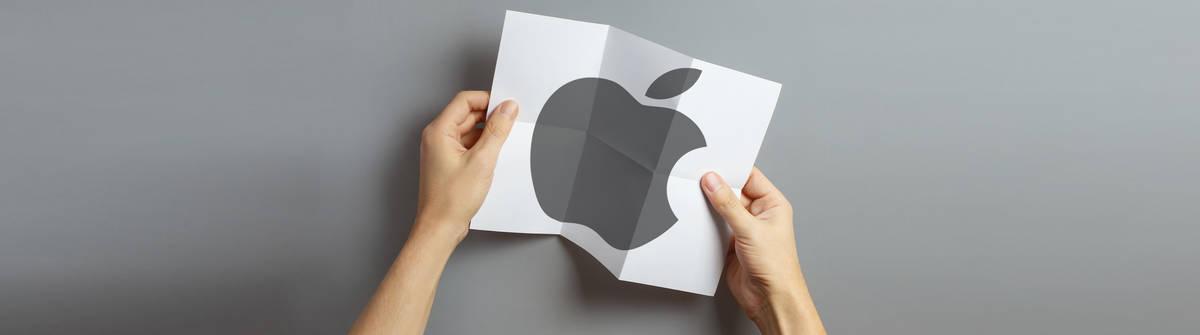 iPhone fold - Apple Patent für ein faltbares iPhone