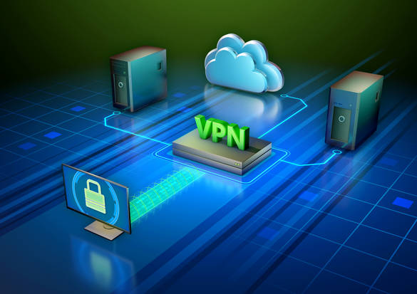 Wie funktioniert ein VPN-Tunnel?