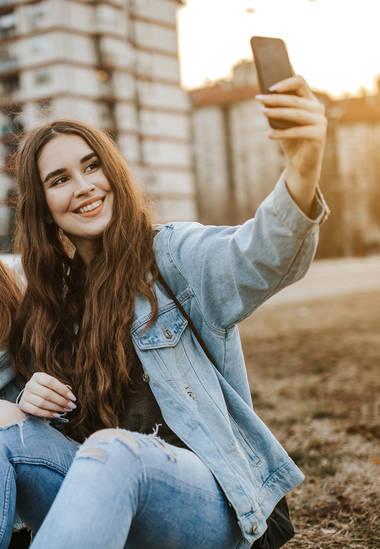 Selfies und Videos