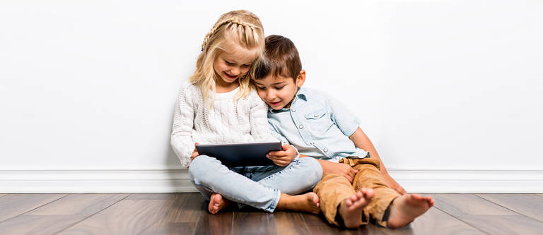 Kinder-Tablets - Babysitter, Nachhilfelehrer und Spielzeug