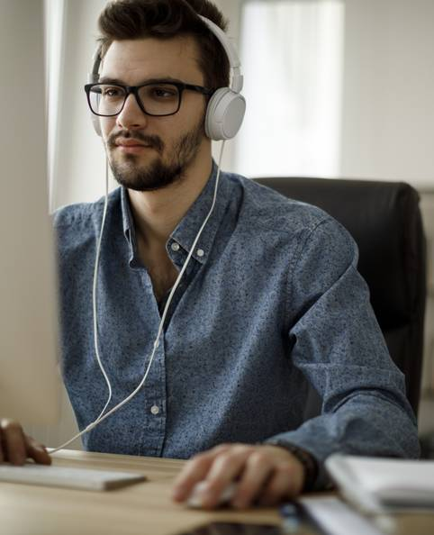 Klassische Kopfhörerverstärker