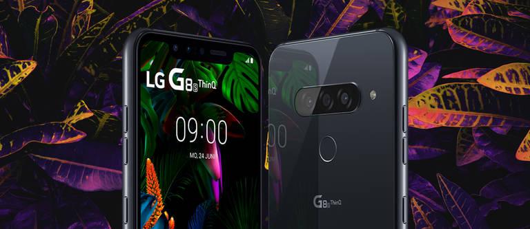 LG G8S ThinQ im Test - das steckt drin im neuen Flaggschiff