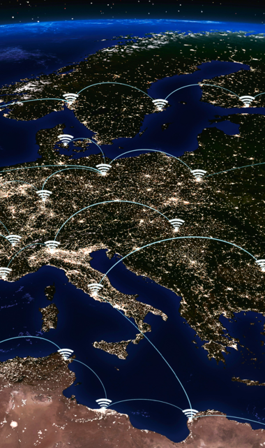 Ausbau des Handy-Netzes – auf gute Nachbarschaft an den Grenzen