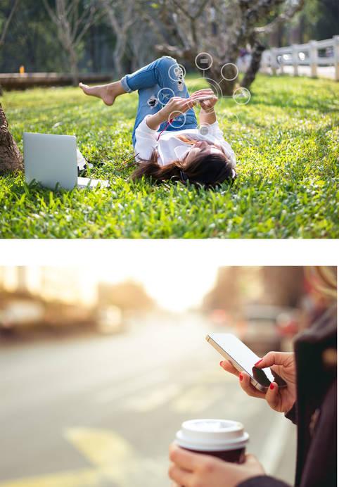 Mobiles Internet mit LTE-Netz – viele attraktive Anwendungsszenarien