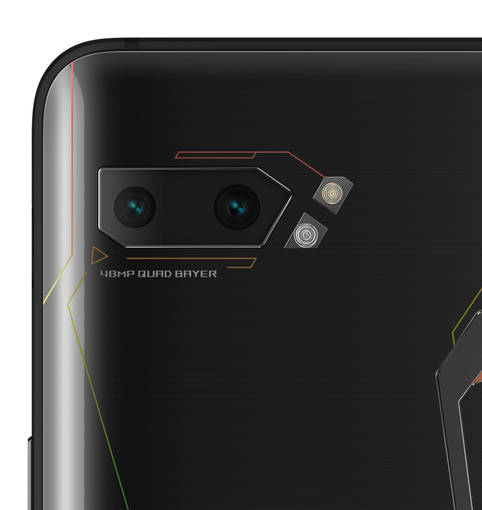 Asus ROG 2: Die einzigartige Smartphone-Kamera des Gaming-Handys