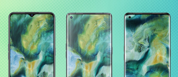 Oppo Find X2 Serie: drei Top-Smartphones im Überblick