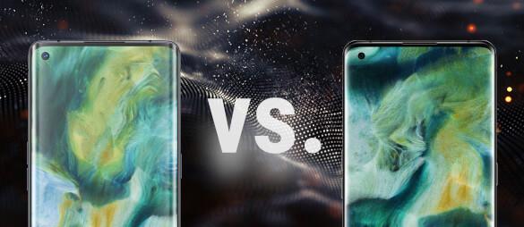 Vergleich Oppo Find X2 Pro vs Oppo Find X2 Neo