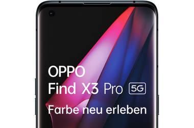 Find X3 Pro - Farbe neu erleben