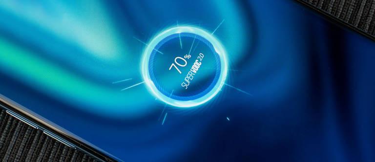 Oppo Super VOOC 2.0: Den Smartphone Akku schneller laden