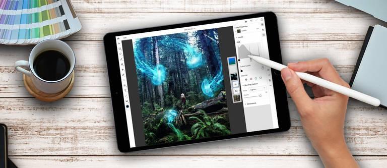 Photoshop-App fürs iPad – Endlich ist die Tablet-Version da
