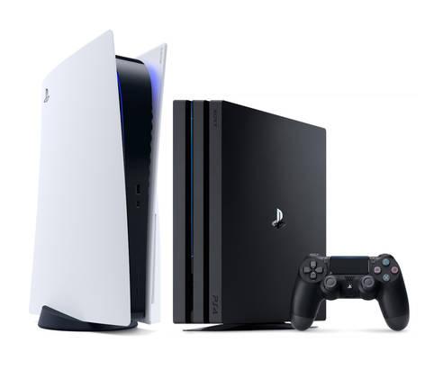 Unterschiede zur PlayStation 4
