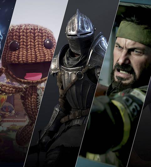 Exklusiv-Spiele für die PS 5
