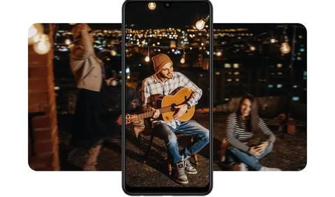 Vergleich der Smartphone-Kameras der Galaxy A22-Modelle